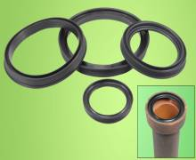 Stone ware pipe Gasket